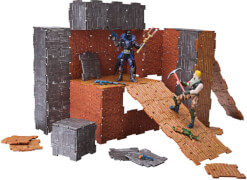 Jazwares Fortnite FNT0036 Turbo Builder Set mit Spielfiguren Jonesy and Raven