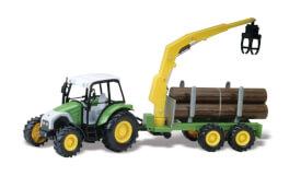 Speedzone Farm Traktor und Anhänger
