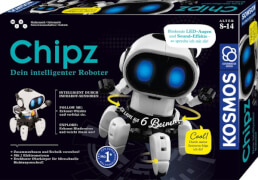 Kosmos Chipz - Dein intelligenter Roboter