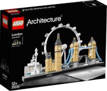 LEGO® Architecture 21034 London, 468 Teile, ab 12 Jahre