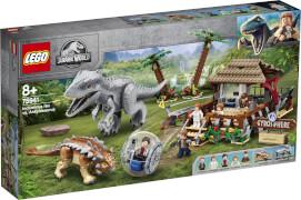 LEGO® Jurassic World# 75941 Indominus Rex vs. Ankylosaurus#