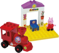 PlayBIG Bloxx Peppa Train Stop