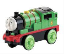 Mattel Thomas und seine Freunde Percy Holzlok klein batteriebetrieben