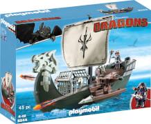 Playmobil 9244 Dragons Dragos Schiff