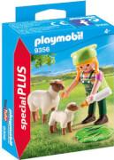 PLAYMOBIL 9356 Bäuerin mit Schäfchen