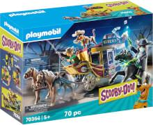 PLAYMOBIL 70364 SCOOBY-DOO! Abenteuer im Wilden Westen