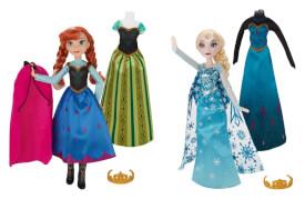 Hasbro B5169EU4 Disney Frozen - Die Eiskönigin festliches Wechsel-Outfit
