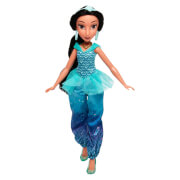 Hasbro B5826ES2 Disney Prinzessin Schimmerglanz Jasmin