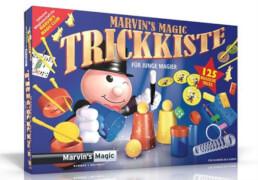Marvin's Magic Zauberkasten mit 125 Tricks + Anleitungs-CD