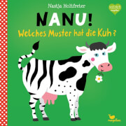 Nanu! Welches Muster hat die Kuh?