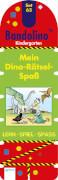 Barnhusen, Friederike: Bandolino  Set 63: Mein Dino-Rätsel-Spaß