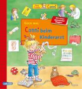 Guck mal: Conni beim Kinderarzt, Pappbilderbuch, ab 3 Jahre