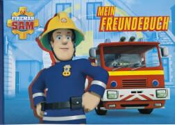 Feuerwehrmann Sam Freundebuch