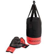 Hudora Boxsackset Punch, 4 kg
