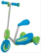 Lil'e Scooter blau/grün