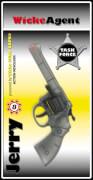 CH Jerry 8-Schuss Pistole,Western 19,2cm
